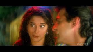 Akhiyaan Milaoon Kabhi  Raja Songs  Madhuri  Sanjay Kapoor  Udit Narayan  Alka Yagnik full Hd 1080p