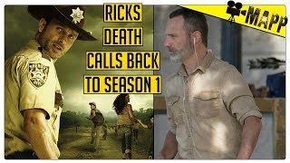 RICKS DEATH CONNECTS TO SEASON 1 - The Walking Dead Season 9 Prediction
