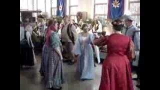 Christchurch Bells (English Country Dance) Video 2