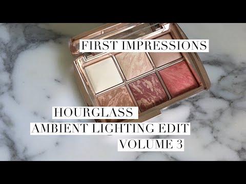 HOURGLASS AMBIENT LIGHTING EDIT VOL. 3 I Everyday Edit