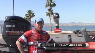 Yamaha Outboards Pro Kelly Jordan talks