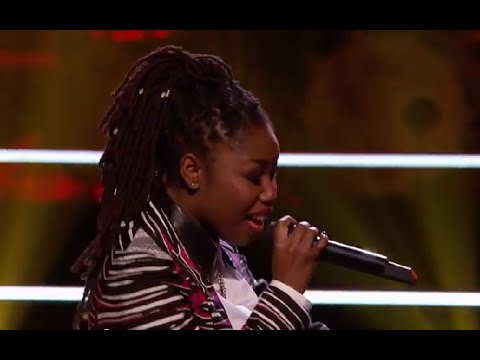 The Voice 2014 Knockout Rounds USA : Anita Antoinette