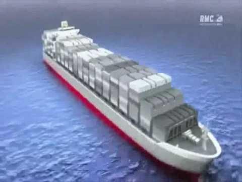 Documentaire & Mega  Bateau Colosse Des Mers