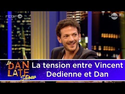 La tension entre Vincent Dedienne et Dan