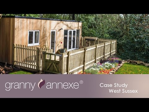 Granny Annexe West Sussex Case Study