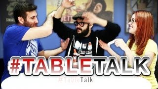 Biggest Boobs and Breaking Bad on #TableTalk!