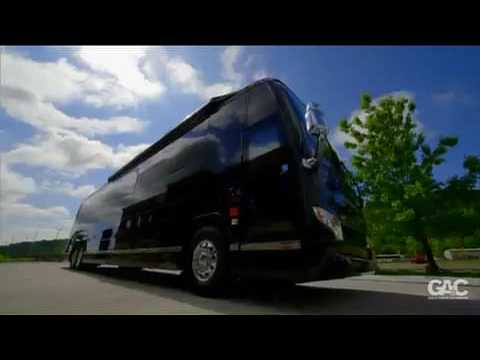 Gretchen Wilson's tour bus in 'Celebrity Motor Homes'