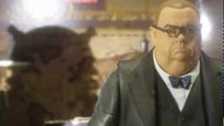 Doctor Who Figure Adventures - SX.5: Preservation of the Daleks Teaser Trailer