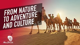 Rediscover Abu Dhabi