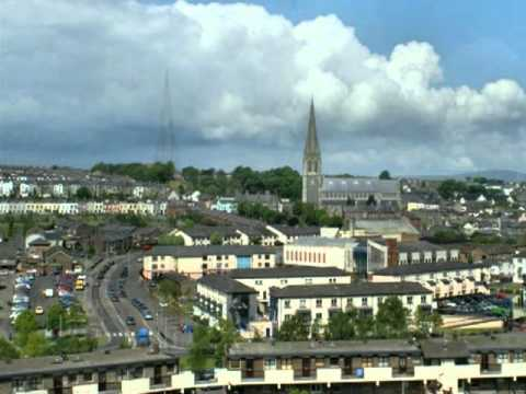 MY HOME TOWN ON THE FOYLE