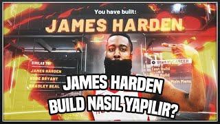 NBA 2K20'de JAMES HARDEN gibi OYNAMAK! EN İYİ SG B