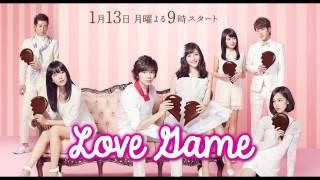 [ 失恋ショコラティエ / Shitsuren Chocolatier OST ] Ken Arai - Love Game