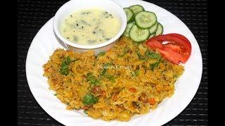 Quinoa Lentil Oat Khichdi Vegetable Stew Video Recipe | Bhavna's Kitchen