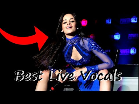 Camila Cabello's Best Live Vocals REACTION (STOP SAYING HER NAME WRONG)🔥