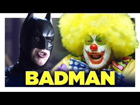 Pete Holmes' Badman (Complete Series)
