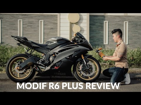 PROJECT 2 MODIF YAMAHA R6 + FULL REVIEW !!!