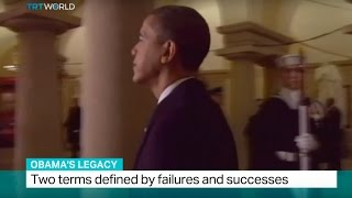 Obama's Legacy: Two terms defined by failures and successes