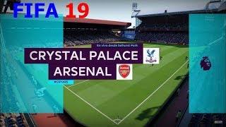 FIFA 19 - Premier League - Crystal Palace vs. Arsenal @ Selhurst Park