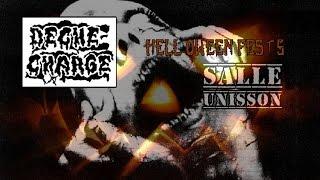 Deche-Charge Live Salle Unisson, Hell-Oween Fest 5, Québec, Canada 01/11/2014