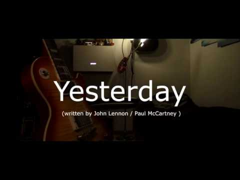 Yesterday (The Beatles) - Chord-Melody Version [Jazz] - YouTube
