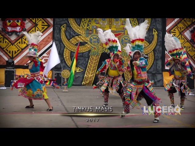 TINKUS MASIS,CONCURSO NACIONAL 2017