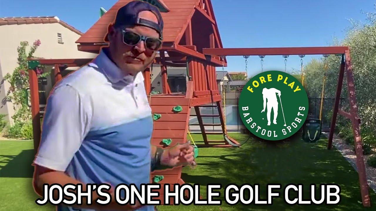 Riggs Vs Josh's One Hole Golf Club