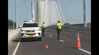 Accidente en el puente Pumarejo de Barranquilla deja una mujer muerta