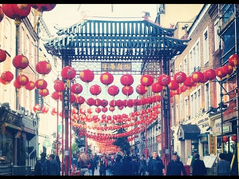 Authentic London Walks | A walk through London's Chinatown