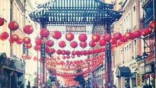 Authentic London Walks | A walk through London's Chinatown