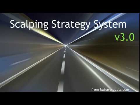 Forex scalping strategy system v3.0 ea