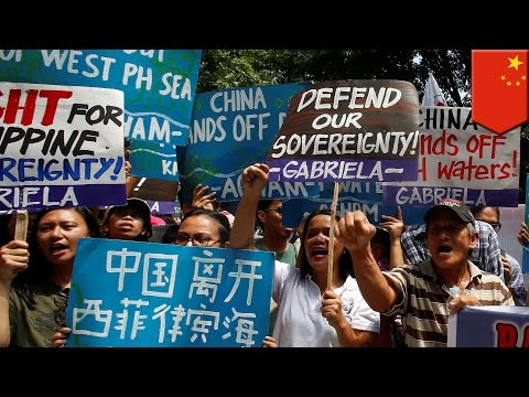 South China Sea disputes: China refuses to recognize international tribunal's ruling - TomoNews