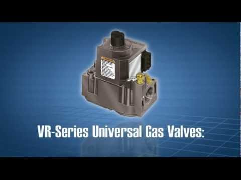 Honeywell VR Series Universal Gas Valves
