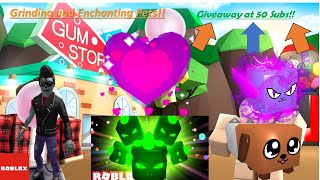 Bubble Gum Simulator Giveaway Live | Roblox |