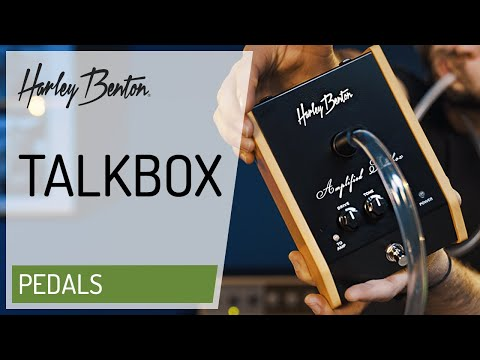 Harley Benton - Talkbox - Presentation -