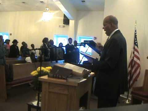 Edmond Saint-Jean & Glenridge Congregation performed Hymn: Trust and Obey. 01-29-11.