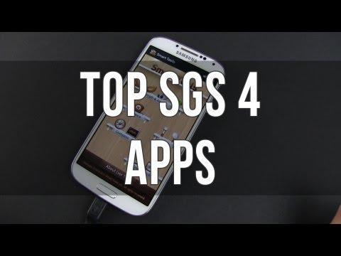 Top 10 Best Samsung Galaxy S4 Apps