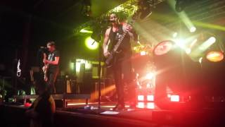 All Time Low- A Love Like War Live Sheffield 24/3/17