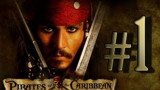 Pirates of the Caribbean: Legend of Jack Sparrow (PS2, PC) Walkthrough Part 1 - [100% Map Pieces]