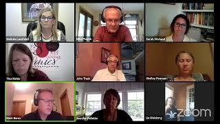 School Board Meeting - July 9, 2020