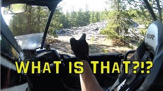 Trying out GoPro Camera angles on Acme Trail 219 with 2018 RZR XP Turbo