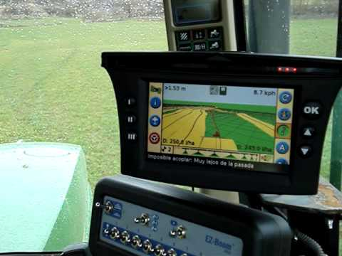 Gps trimble ez boom youtube sciox Images