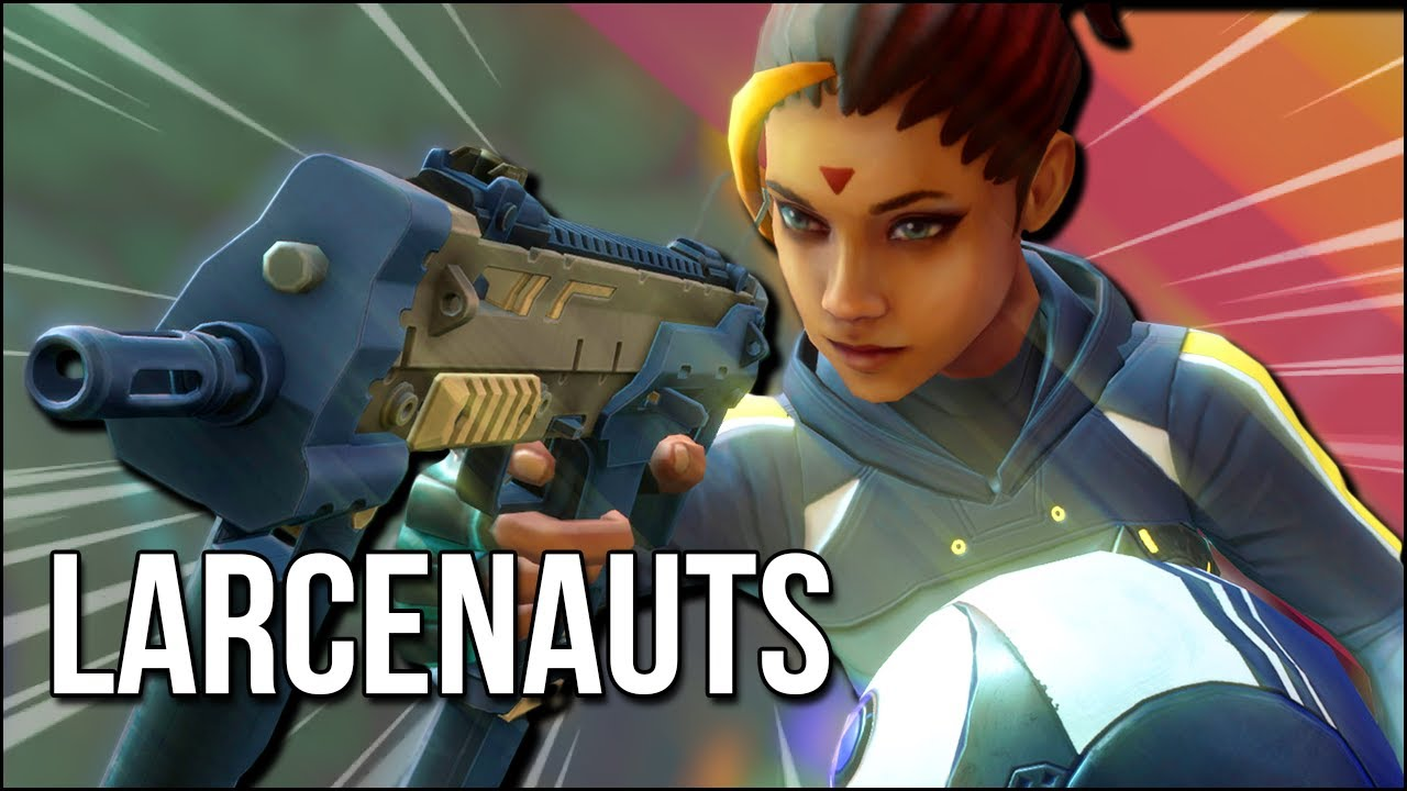 Larcenauts | A Truly Fun Shooter That Needs Some Fixin'
