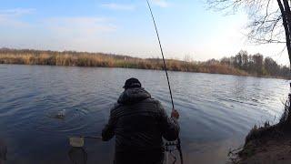 КАПНУЛ В НАСАДКУ И ВОТ ОН Рыбалка весной 2021 Ловля на фидер весной 2021