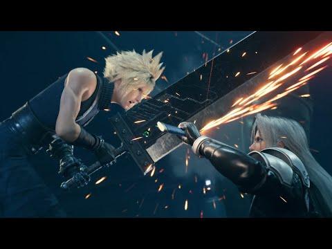 FINAL FANTASY VII REMAKE テーマソング発表記念Trailer