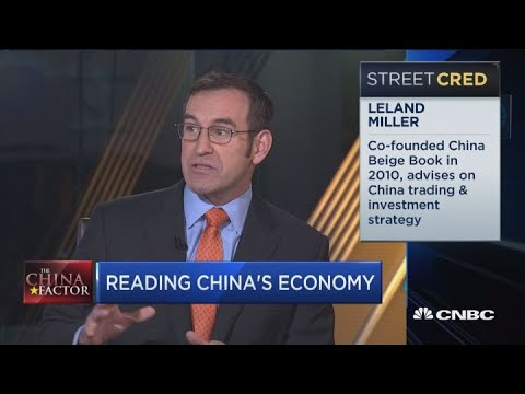 Reading China's economy and its market effect