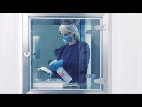 Pharmig Promo for Cleaning and Disinfecting Cleanrooms