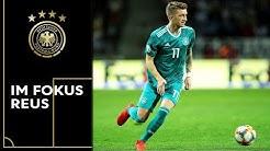 Torschütze & Techniker: Marco Reus im Fokus gegen Weißrussland | EM-Qualifikation