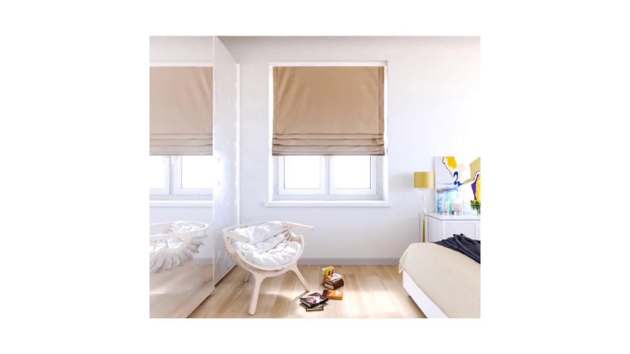 готовые шторы плиссе купить - YouTube