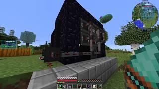 Minecraft 1.10.2 Sezon 7 AOE #85 - Nieograniczone automatyczne nether stary