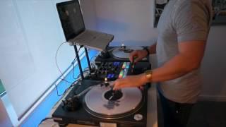 HIP HOP BANGERS ROUTINE | TECHNICS 1210'S & PIONEER DJM-S9